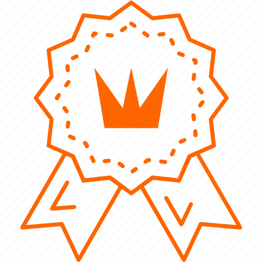 badge, brand, shop, top icon