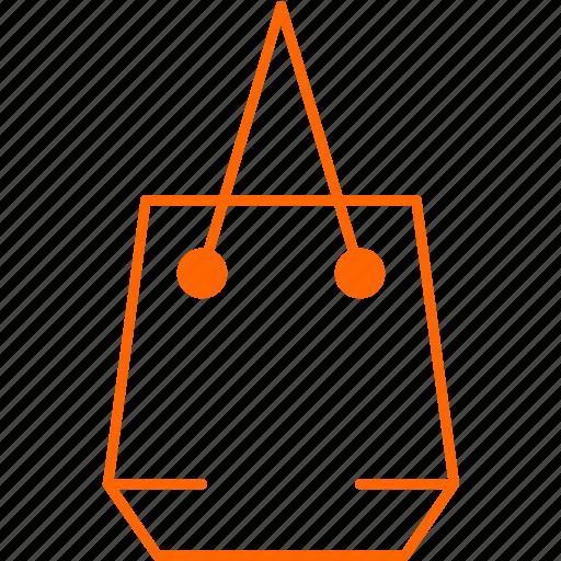 bag, online, shop icon