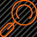 explore, find, search icon