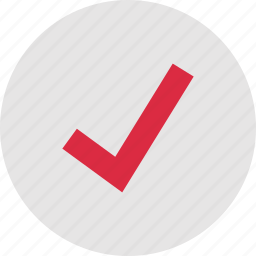 approved, check, good, safe icon