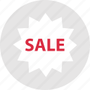 event, online, price, sale, tag icon