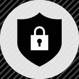 locked, online, shop icon