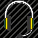 customer service, headphone, headset, music, sound