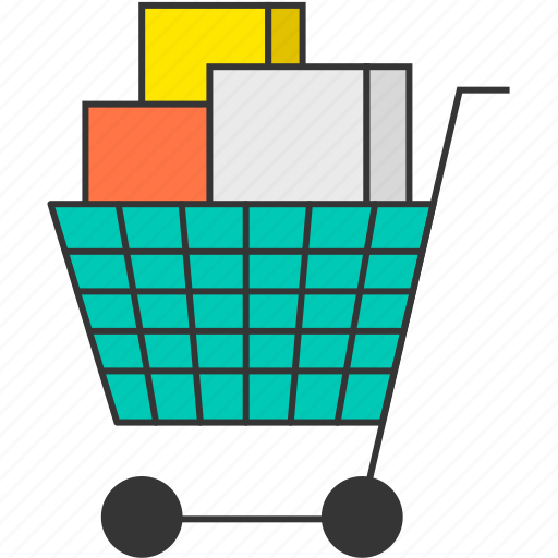 buy, cart, commerce, ecommerce, shopping cart, shopping trolley icon