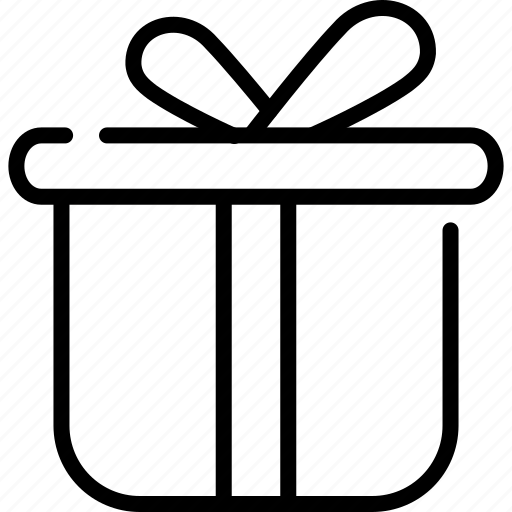 box, e commerce, gift, marketplace, package, present, shopping icon