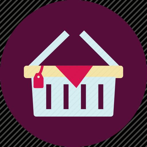 basket, buy, market, new, shopping, shopping basket, shopping cart icon