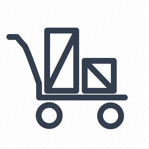 Shopping, loader icon