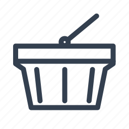 basket, cart, ecommerce, financial, payment, sale, shoping, shopping, small icon