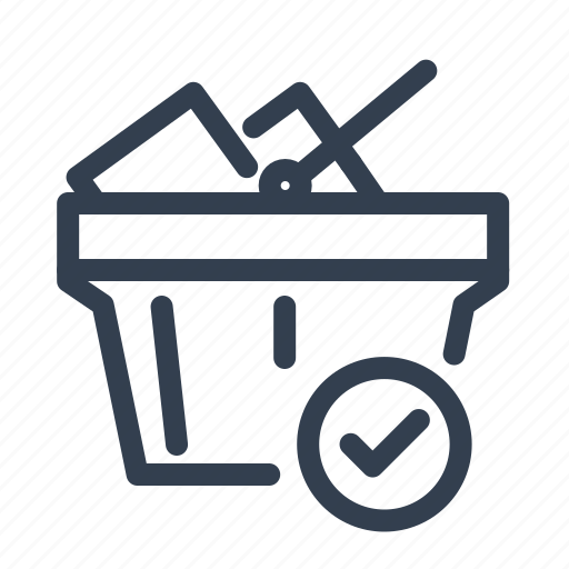 Cart, goods, shopping, with, business, buy, shop icon - Download on Iconfinder