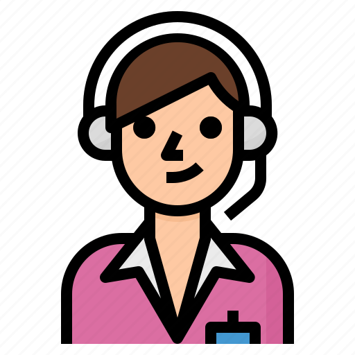 Call, center, customer, service, support icon - Download on Iconfinder