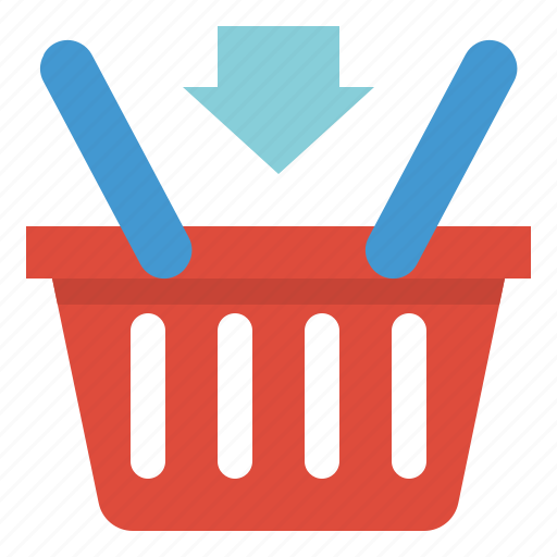 basket, buy, purchase icon