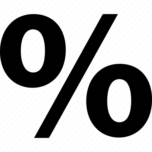off, percent, rate, rating icon