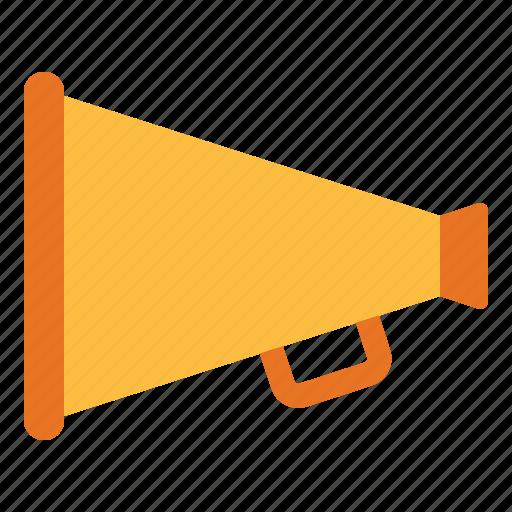 advertising, commerce, ecommerce, megaphone, promotion icon