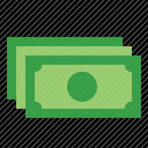 banknote, ecommerce, money icon