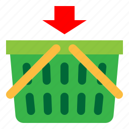 basket, buy, ecommerce, purchase, shop, shopping icon