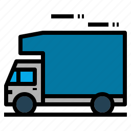 car, delivery, shipping, truck, vehicle icon