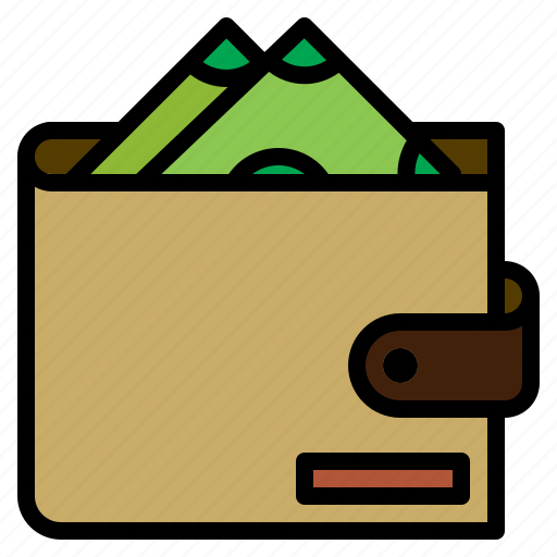 Cash, currency, dollar, finance, money, payment, wallet icon - Download on Iconfinder