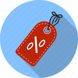 buy, ecommerce, label, percent, price, shopping, tag icon