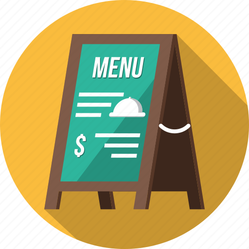 blackboard, list, menu icon