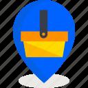 placeholder, basket, ecommerce, location, shop, shopping
