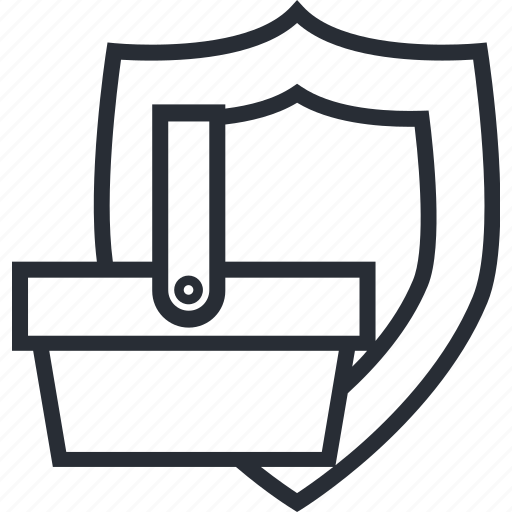 Warranty, basket, buy, shop, shopping, store icon - Download on Iconfinder