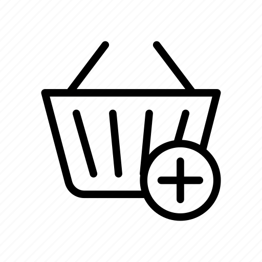 Add, basket, cart, shopping, trolley icon - Download on Iconfinder