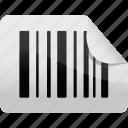 bar code, logistics, shipping, sticker