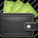 buying, cash, money, paying, shopping, wallet