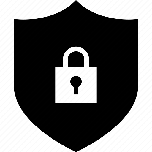 online, safe, secured, shield, shop, shopping icon