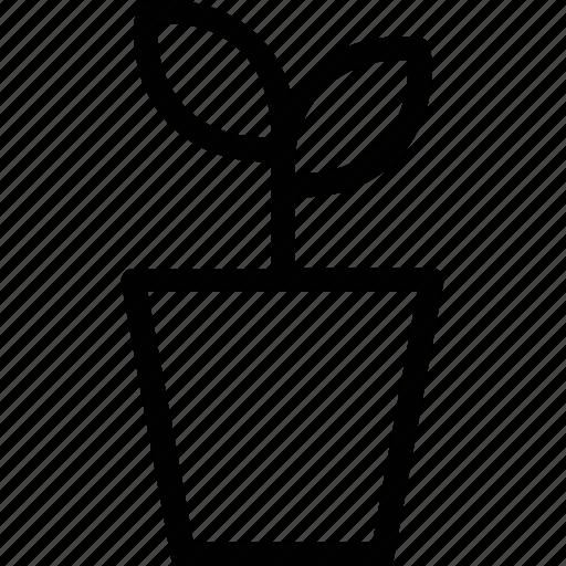 gardening, greenery, plant, plant pot, plantation icon