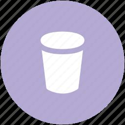beverage, drink, empty glass, glass, glassware, kitchen accessories, water icon
