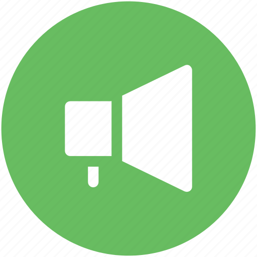 advertising, alert, announcement, audio, loud, loudspeaker, sound icon