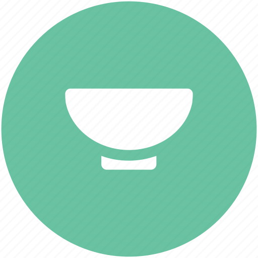bowl, diet, dining, food, food serving, kitchen utensil, soup icon