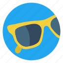 accesories, casual, fashion, stylish, summer, sunglasses, vacation icon