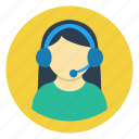 assistance, assistant, call, contact, help, phone, support icon