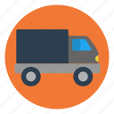 buy, courier, delivery, online, quick, shipping, truck icon