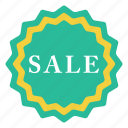 badge, closeout, discount, limited, low-price, sale, sign icon