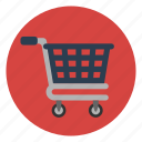 basket, buy, carry, cart, market, shop, shopping icon