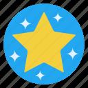 best, favorite, premium, rating, recommend, star, vote icon