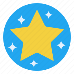 best, favorite, premium, rating, recommend, star, vote icon