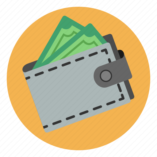 buy, cash, money, pay, price, savings, wallet icon