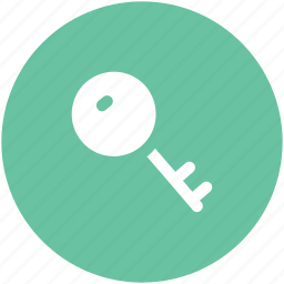 key, lock, privacy, protection, retro key, safety concept, secrecy icon