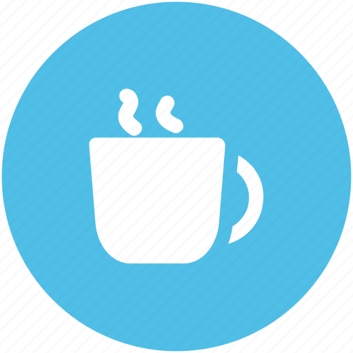 beverage, coffee mug, drink, hot coffee, hot drink, hot tea, tea mug icon