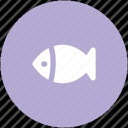 animal, fish, fish food, food, pisces, sea food, zodiac sign icon
