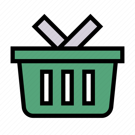 basket, cart icon