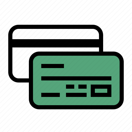 card, credit, debit, money, payment icon