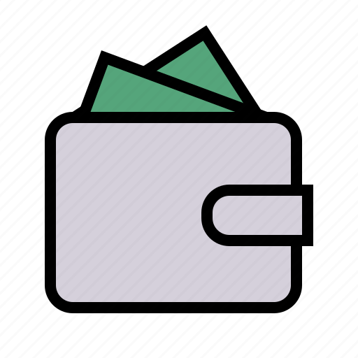 cash, coin, dollar, money, payment, wallet icon