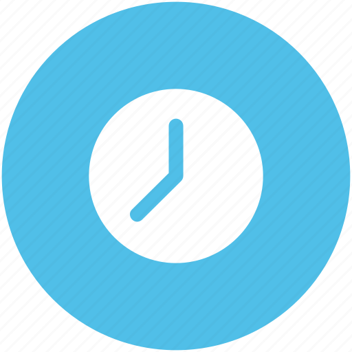 clock, round, time, time keeper, timer, wall clock, watch icon