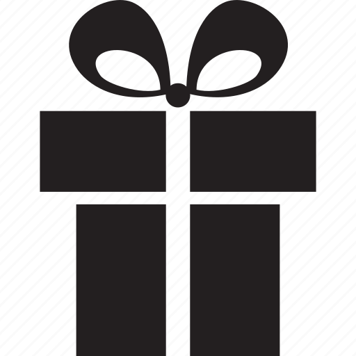 bow, celebration, gift, party, present icon