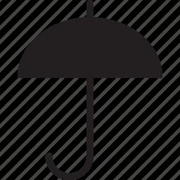 protection, rain, rainy, safety, umbrella, weather icon